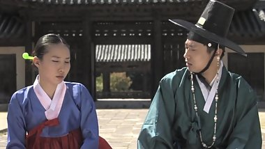 Korean Ancient Joseon Scandal