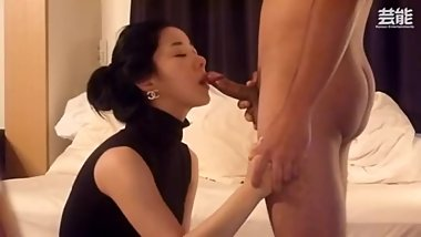 Maeng Mi Jin Korean Girl C cup Model Sex Japanese Guy Small Cock JMKF-019
