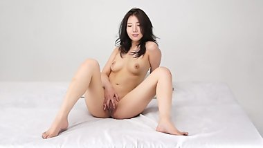 Korean Nude Photoshoot Video