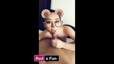 SnapChat OutCall Teen - Hong Kong ( Cum Shot )