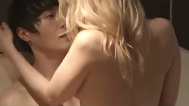 Irina Griga Russian Girl Sex In The Party With Model Korean Guy AMWF