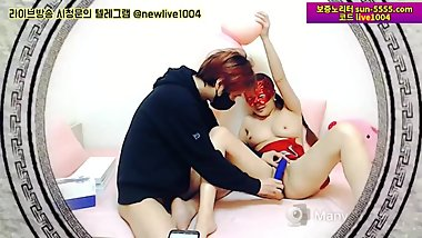 KOREAN BJ (방송시청문의 TELEGRAM @NEWLIVE1004 TUMBLR @NEWLIVE1004