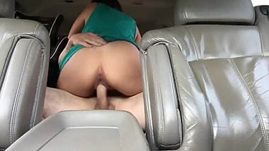 Big Booty Asian Wife Riding my BWC
