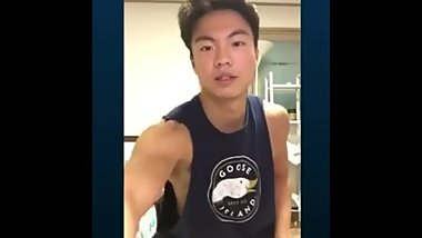 Cute and Handsome Fit Korean Cumshow