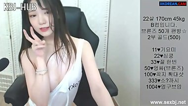 Korean BJ Sexy Beautiful Girl #39  BJ Yeri (KBJ18071608)