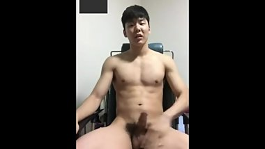 [leaked] young fit korean huge cumshot for a girl face