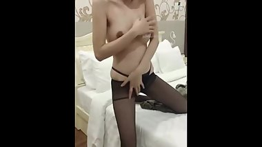 Gorgeous Half Chinese/Korean Model Live Tease 8