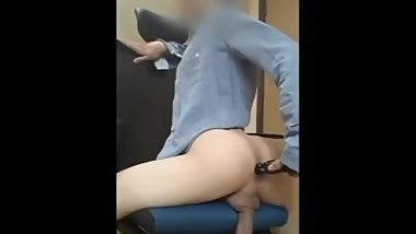 Korean twink dildo assplay 8