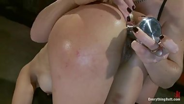 Tia Ling Fucked Roughly By Ariel X