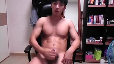 Korean Athlete Jerkoff