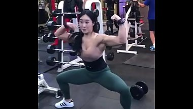 Sexy Korean Fit Chick 10