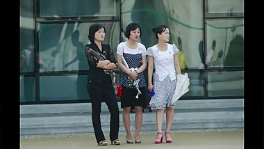 The Beautiful Women Of Korea