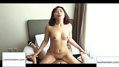 Sexy Korean in JAV