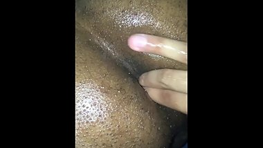 Girlfriend gives guy Anal prostate milking massage