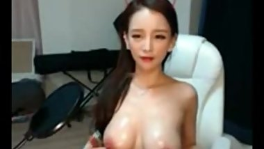 Korean BJ Masturbate