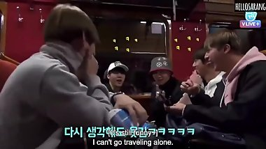 BTS: 7 CUTE KOREAN BOYS HAVE SOME FUN TOGETHER! (EP03 ENGSUBS)