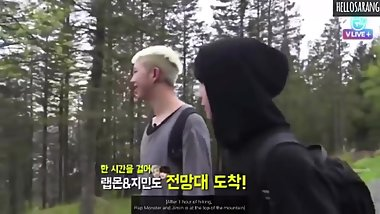 BTS: 7 Cute Korean Boys Have Some Fun Together! (Ep02 EngSubs)