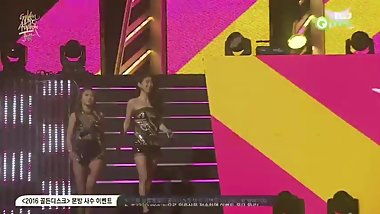 Kpop Sex Dance #SISTAR# Touch My Body and SHAKE IT ...♥