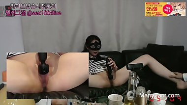 KOREAN BJ (방송시청문의 TELEGRAM @sex1004live TUMBLR @sex1004live